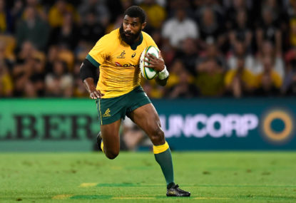 Koroibete OUT of Spring Tour as Rennie reveals two changes to Wallabies squad