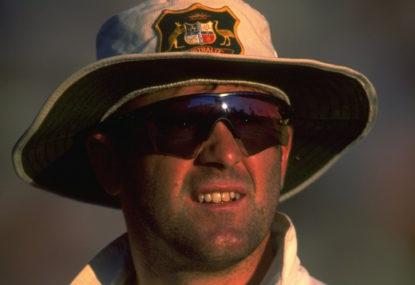 Comparing eras of dominance: West Indies and Australia
