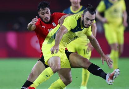 How Olyroos' doomed quarterfinal bid vs Egypt unfolded
