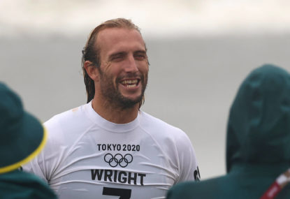 Surfing comeback king Owen Wright upsets Gabriel Medina to claim Olympic medal