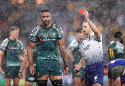 What more evidence do World Rugby need for the 20-minute red card to be introduced?