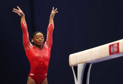 'I should have quit way before Tokyo': Simone Biles on the Olympics, Larry Nassar and 'the twisties'