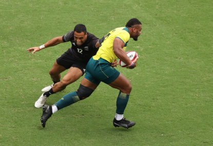 Fiji knock pointless Australia out of Rugby 7s, and Argentina stun South Africa