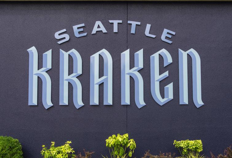 Seattle Kraken training facility