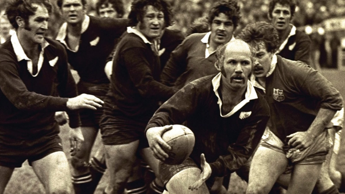 Why Sid Going was one of the most unique players to play for the All Blacks