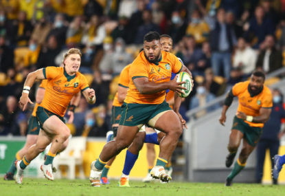 Coach's Corner Issue 30: How Tolu Latu can get even more from Taniela, and Eddie's big decision