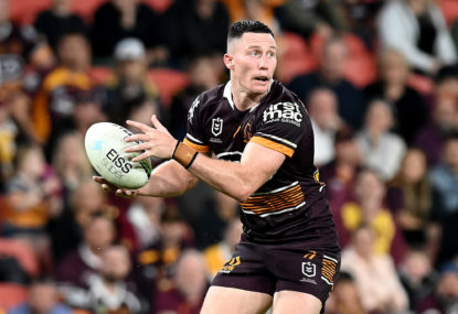 Gamble pushes case for 2022 halfback role