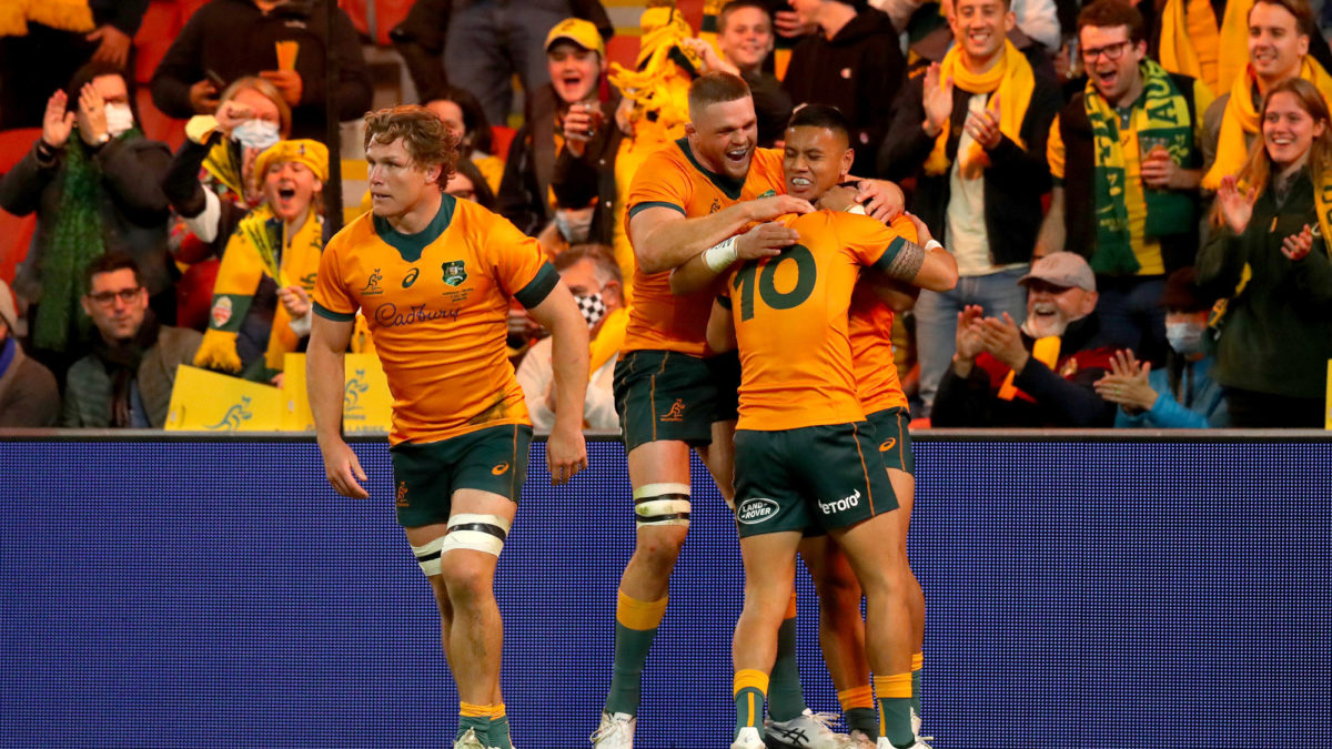 Coach's Corner Issue 21: Have the Wallabies found a winning formula?