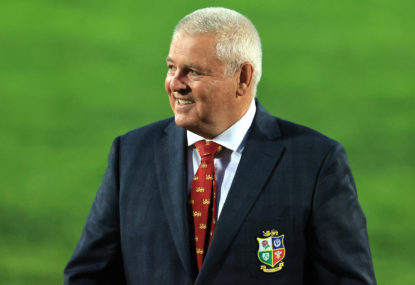 How Gatland outsmarted the Boks at their own game on their own turf