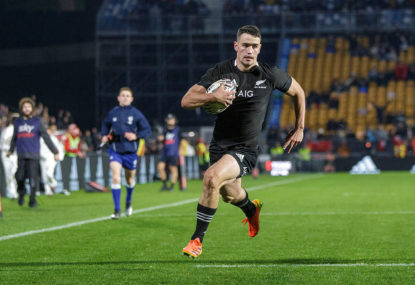 Random observations from the first full weekend of mid-year rugby internationals
