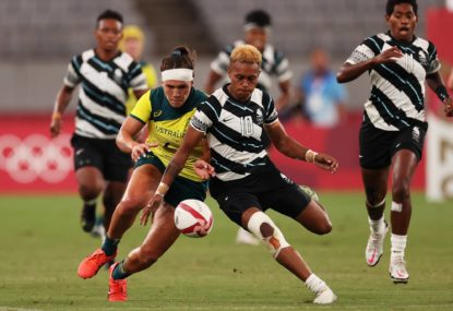 'Our thoughts are for our families': Fiji's women driven by home as they knock out Aussies