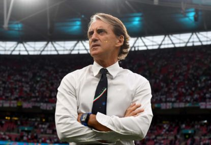 Southgate's decisions cost England, Mancini's brilliance brought Euro 2020 to Italy