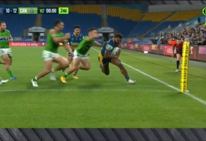 Unbelievable bunker miss, try of the year and phenomenal save in 2021's most outrageous finish