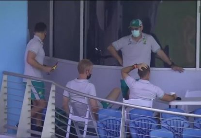COVID case catches everyone off guard before Australia-West Indies ODI