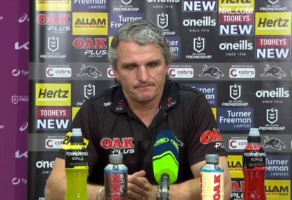 Ivan Cleary concerned for Penrith captain's future after another concussion, slams insufficient punishment