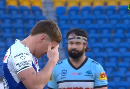 'What are you doing?' Dylan Napa submits contender for the dumbest moment of 2021