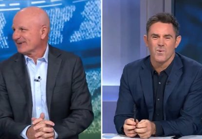 Peter Sterling's cheeky on-air jab at Freddy over Blues' protocol breaches
