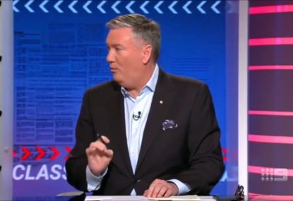 Eddie McGuire reveals the ambitious plan to keep the AFL grand final at the MCG