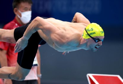 Olympic swimming LIVE: One gold for Australia and a thrilling 4x200m freestyle final
