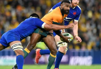 The Wallabies must practise their decision-making