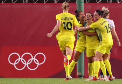 'That was for you, Australia. SEMIS BABY!': Perfect display of why we love the Matildas