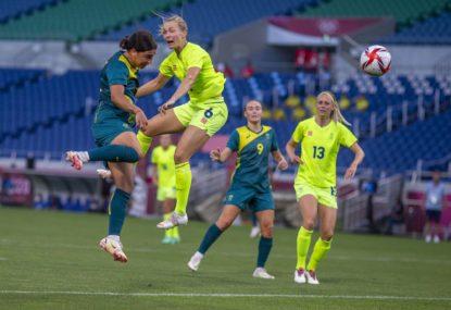 Stirring win shouldn't hide the Matildas' glaring weaknesses