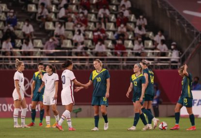Matildas v US bore draw was Simpsons soccer meme come to life and left fans divided