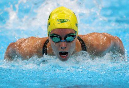 McKeon's bizarre dead heat, relay team's big statement as Aussie challenge underway