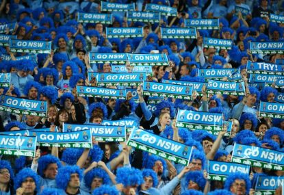 Repay NSW in 2022 with three home games in Queensland