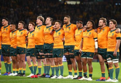 The Wrap: Australian rugby, you have two important jobs this week