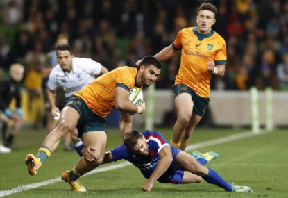 Why the 'confused' Wallabies aren't clicking into gear