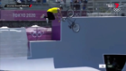 WATCH: 'What a true Aussie!' BMX rider celebrates winning gold with truly bonkers move