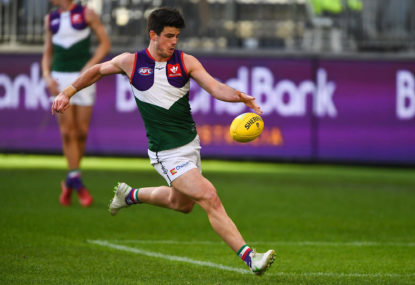 'Going to be one hell of a finish': Hawks and Dockers win, plus making sense of a wild weekend in the AFL