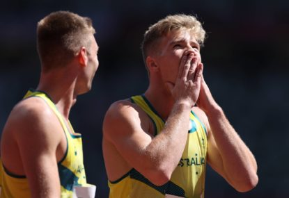 'One of our best ever': Australia's outstanding athletics performance in Tokyo