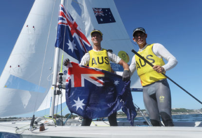 'Incredibly proud' Aussie sailing star to carry flag at closing ceremony