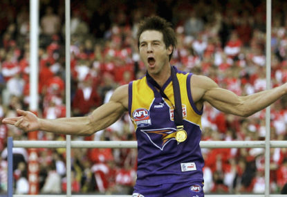 It's about time Ben Cousins is in the Hall of Fame