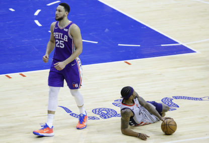 Ben Simmons could return for 76ers' NBA opener