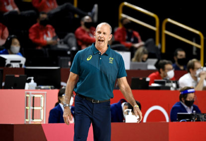 Brian Goorjian is the coach with the Midas touch