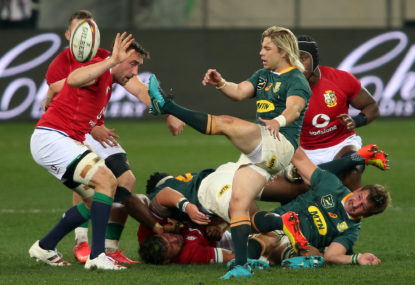 Boks legend says lack of variation costing team as Nienaber insists 'DNA' will win through