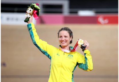 'They saved my life:' From a devastating diagnosis to Paralympics glory, Emily's story is pure gold