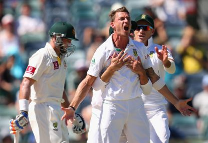 'All time great': Cummins' tribute as Steyn calls end to incredible 18-year career