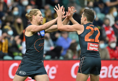 It's winners vs losers: AFL finals Week 2 preview