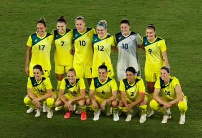 Thank you, Matildas, for what has been an exhilarating ride