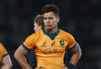 Why the Wallabies are still looking for fool's gold