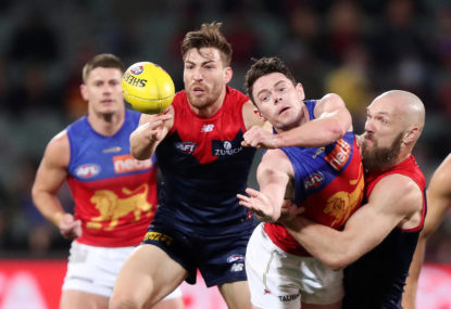 AS IT HAPPENED: Dees destroy Lions in masterful finals performance