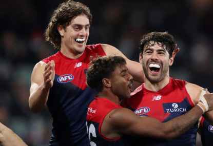 'A sense of destiny': Demons to finally deliver a flag after 57 years