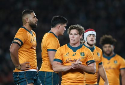 'A chance to change perception': Successful spring tour would mean more than usual for Wallabies