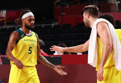 Team USA put on masterclass but Boomers still in hunt for first-ever medal