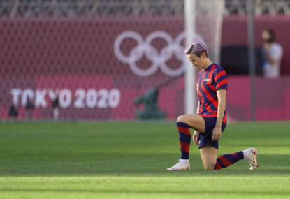 The protest Games: Tokyo 2020 draws to a close against the backdrop of a changing world