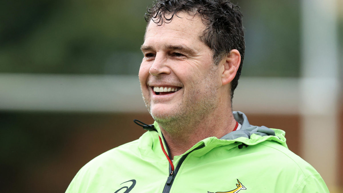 How Rassie Erasmus (over)ruled World Rugby in the second Test